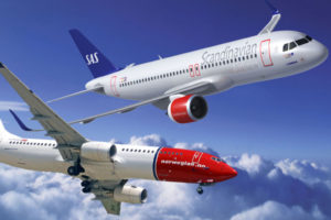 krav flyselskap