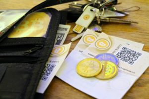 Bitcoin skal man investere